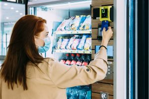 Vending Machines in Dallas Fort Worth