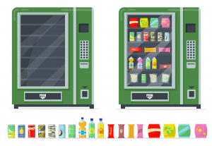 Vending Machine Technology | Green Equipment | Dallas Fort Worth Vending Service | Workplace Refreshment Services
